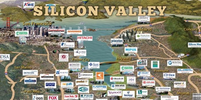 Resultado de imagen de empresas más exitosas de Silicon Valley