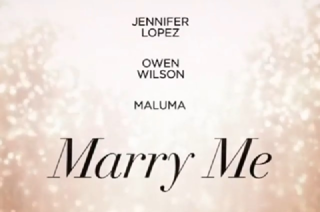 Jennifer Lopez revela cuándo se estrena película Marry Me