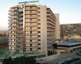 Hotel Natali de Torremolinos Las Mejores Ofertas en Hotelesnet