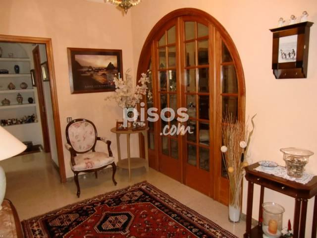 Alquiler de pisos de particulares en la comarca de Comarca
