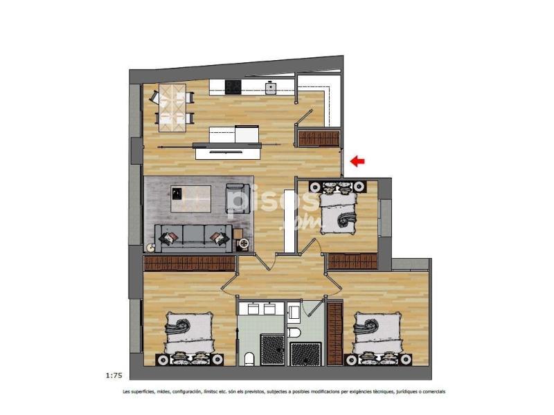 El apartamento es excelente y el trato inmejorable, muy recomendable. Apartamento en venta en Andorra la Vella en Andorra la ...