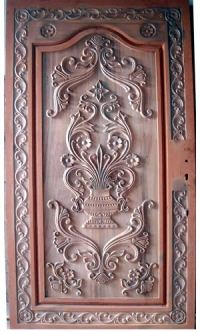 Main Door Carving Designs Pictures