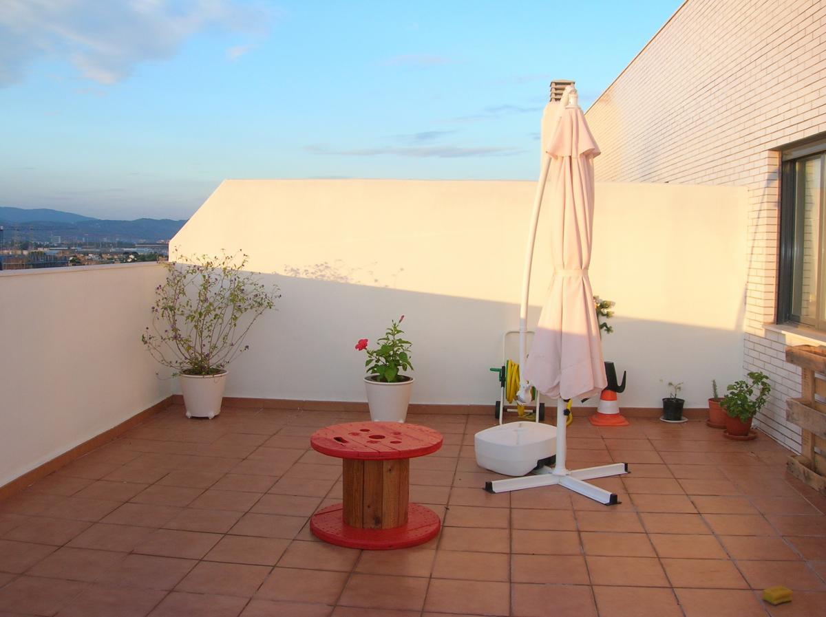 Diseo de terraza tico en Castelln