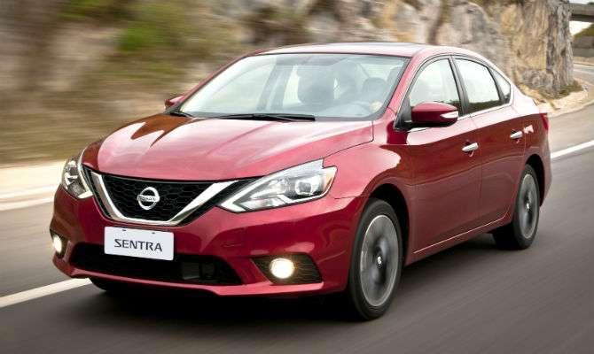 Novo Nissan Sentra 2019