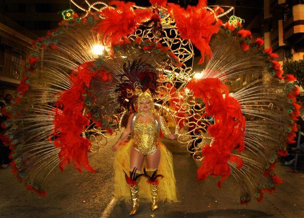 PLUMAS  fotos de Segundo concurso La Mejor Foto del Carnaval  2008
