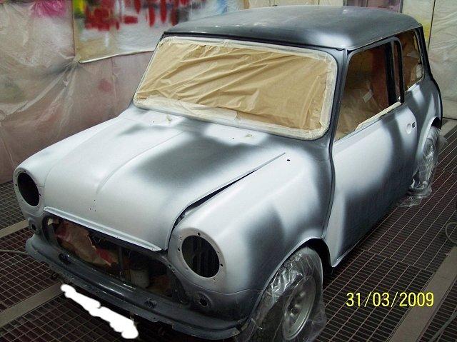 Foro del Seat 850  Pimp my ride  Chapa pintura e