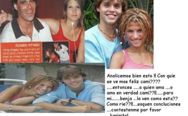 Foro De Camila Bordonaba Y Benjamin Rojas Nos Mudamos A