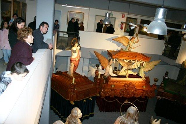 La Pasion  MUSEO DE LA SEMANA SANTA DE CREVILLENT