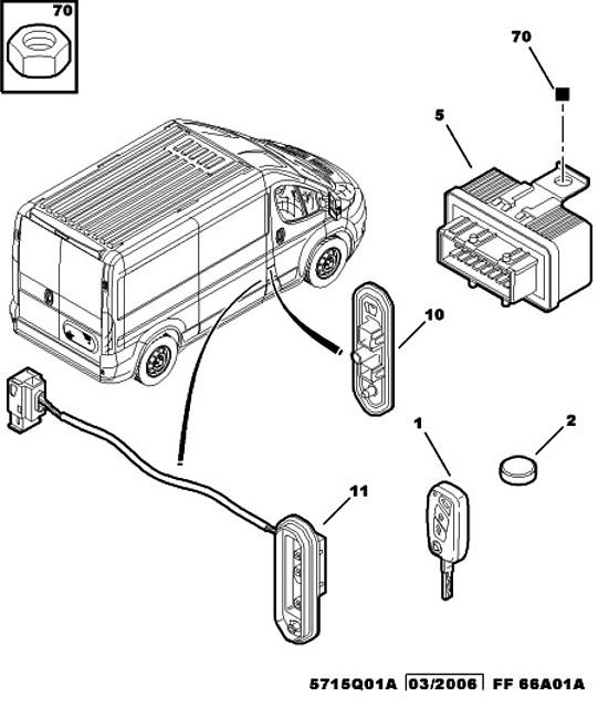 1996 Ford F150 Fuse Box