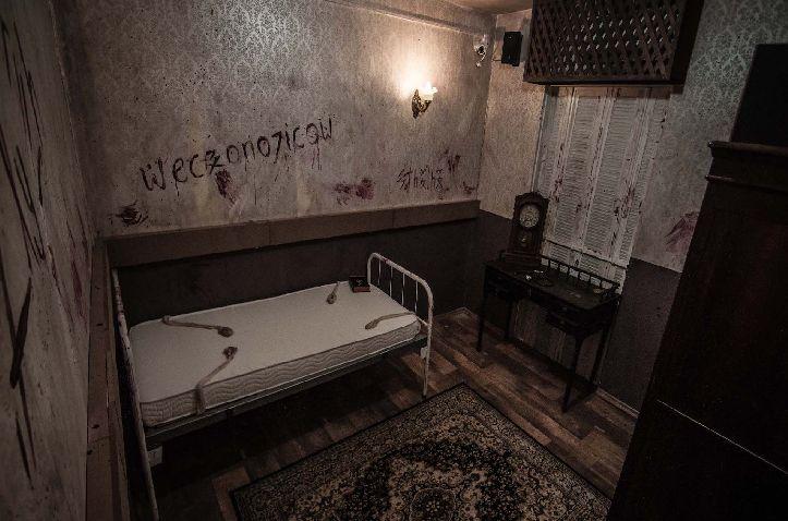 Escape room el juego para amigos y empresas  Perfil