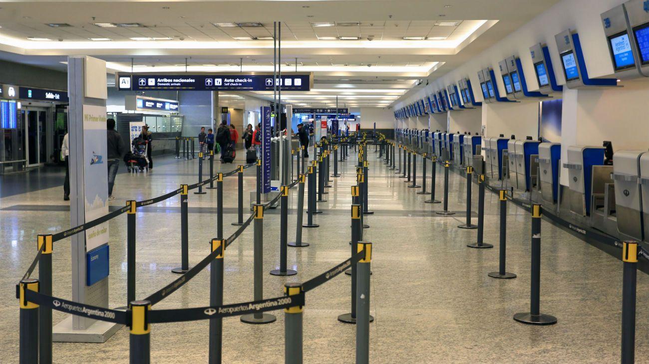 Resultado de la imagen para paro transporte aéreo