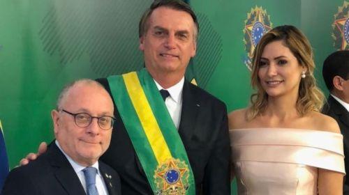 Resultado de imagen para BOLSONARO ASUNCION