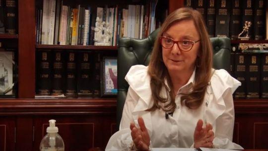 gobernadora Santa Cruz Alicia Kirchner g_20200502
