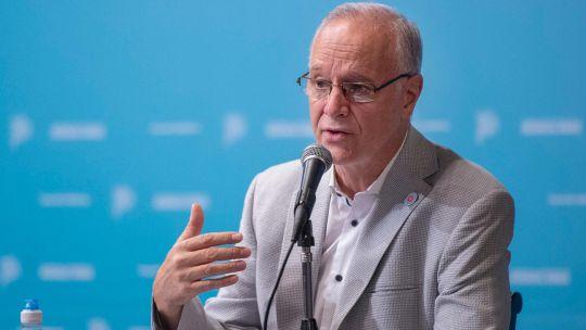 Daniel Gollán Ministro de salud bonaerense 20210105