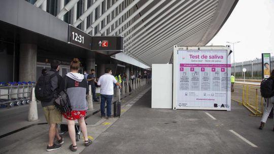 Aeropuerto de Ezeiza 20210312