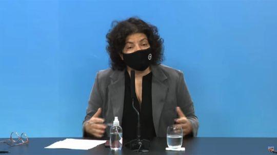 Conferencia Carla Vizzotti 20210406