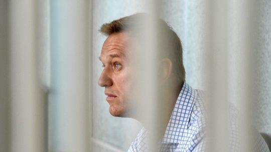 Navalni Rusia EE.UU