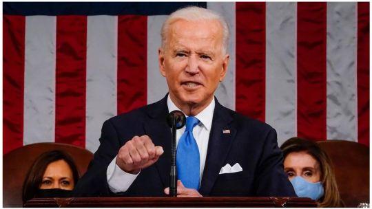 Joe Biden lanza un ambicioso programa social en EE.UU 20210430