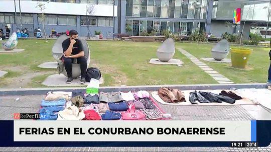 Ferias en el Conurbano Bonaerense