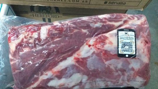 Trazabilidad de la carne argentina