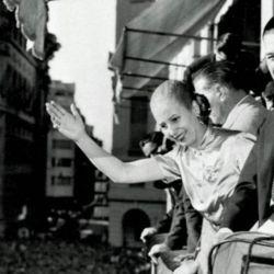 Perón y Eva | Foto:Cedoc