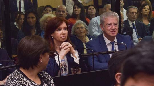 Cristina Kirchner juicio Memorandum con Irán