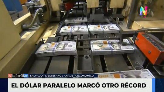 El dólar alcanzó los $183