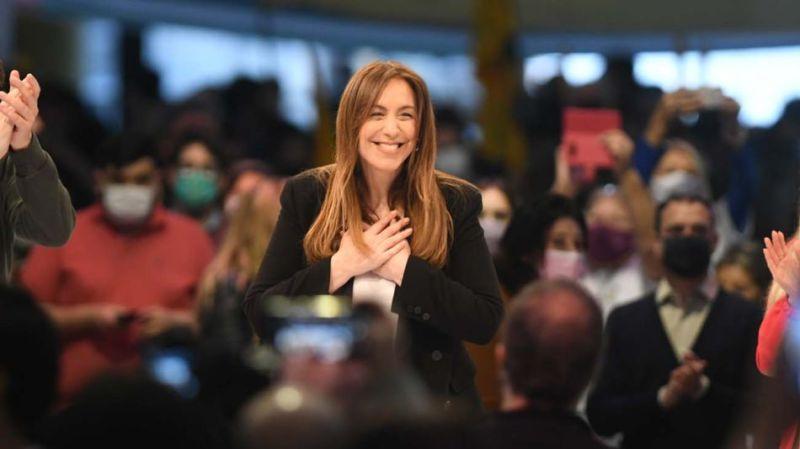 """María Eugenia Vidal: """"Mientras los chicos no tenían clases, se adiestraba  al perro del Presidente""""   Perfil"""