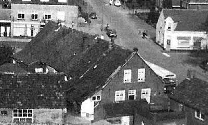 Deken Fritsenstraat Rosmalen jaartal 1960 tot 1970
