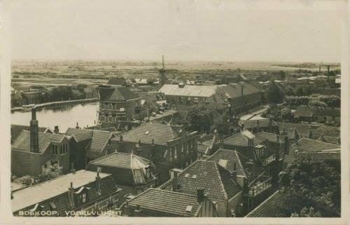 Panorama Boskoop Jaartal 1930 Tot 1940 Fotos SERC