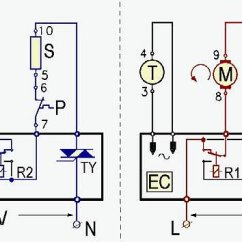 Diagram Motor Control Wiring Vw T5 Trailer A Universal With Arduino Triac