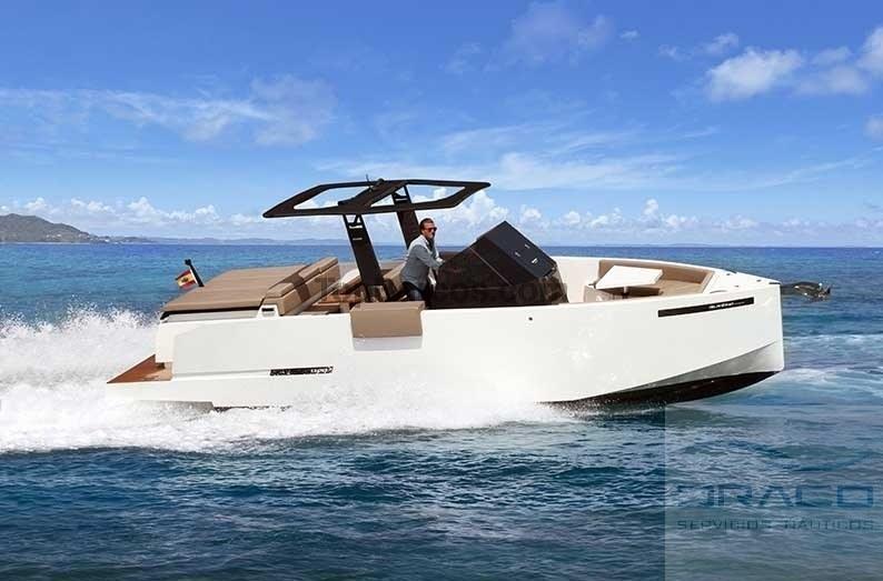 De Antonio Yachts D28 En Barcelona Por 89000 Barcos De