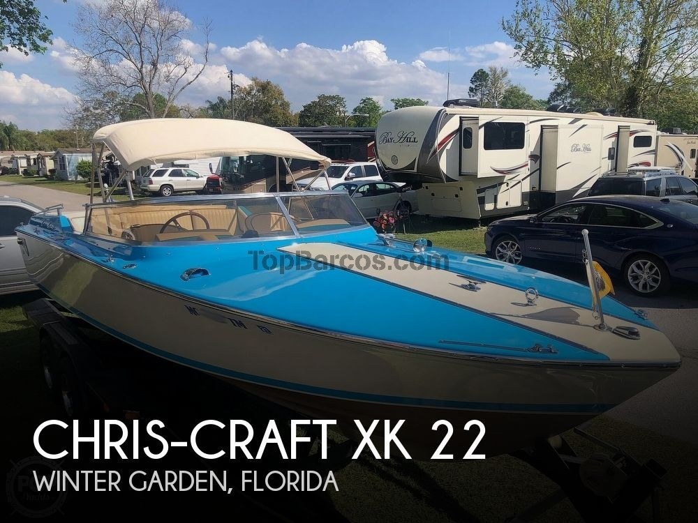 Chris Craft Xk 22 In Anoka For 17 500 Used Boats Top Boats