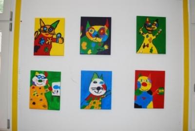Katholische Grundschule St Martini  KunstProjektwoche