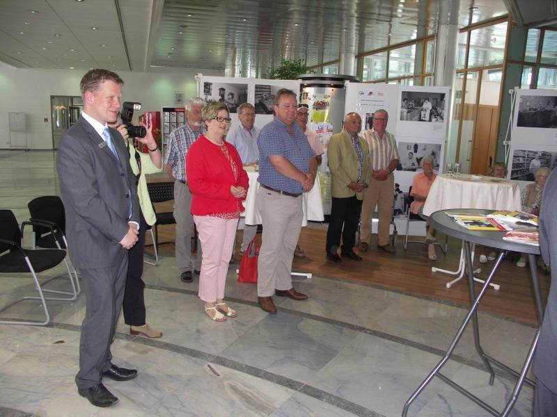 AWO Kreisverband Ostholstein  Ausstellungserffnung in