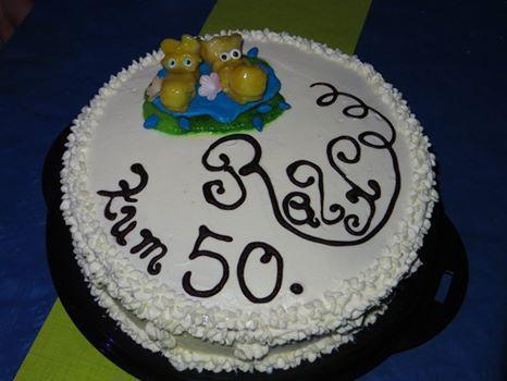 Guggenmusik Pitschedabbler  50 Geburtstag Ralf 1
