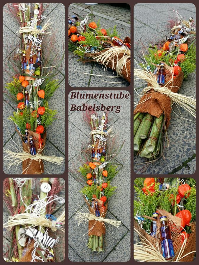 Blumenstube Babelsberg Inh Caty Reinhardt  Geld oder