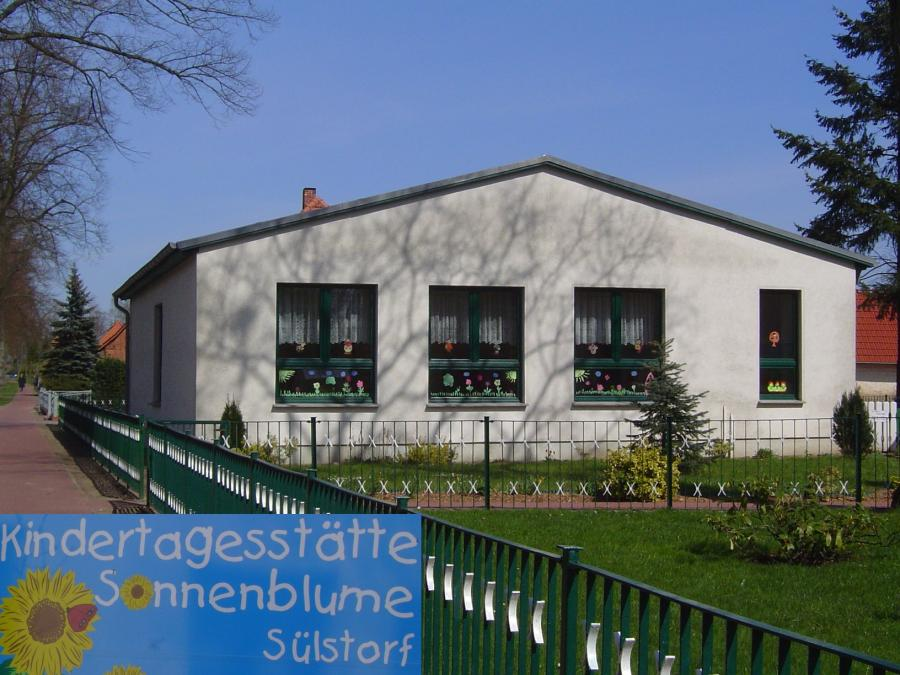 Gemeinde Slstorf  Kindertagessttte Sonnenblume