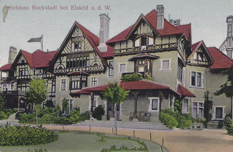 Stadt Eisfeld  BockstadtHerbartswind
