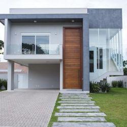 Fachadas de Casas Pequenas Simples e Populares Viva Decora