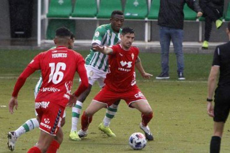 Betis Deportivo 1-2 Real Murcia: Manu Morillo brinda el primer triunfo -  Estadio deportivo