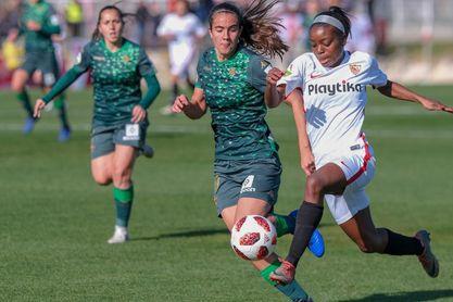 Sevilla FC 2-3 Betis: El Betis manda en el derbi femenino - Estadio  deportivo