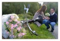 galeotta fu la bicicletta.... (Agliè, presso il castello ducale)