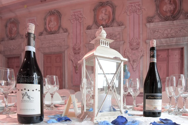 Salone grande del castello di San Giorgio #castellodisangiorgio