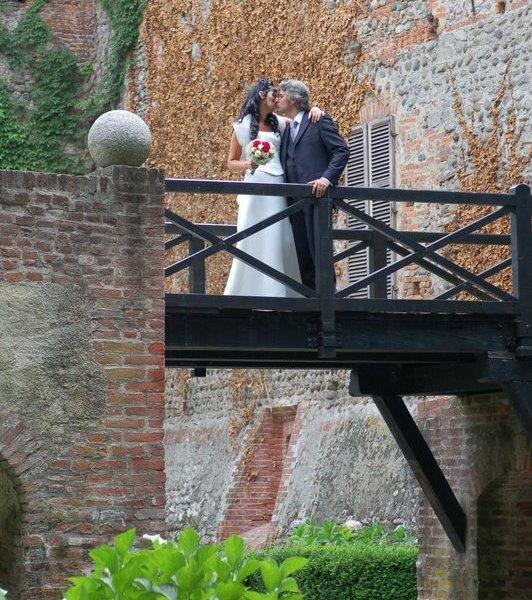 Castello Malgrà di Rivarolo. Ingresso dal ponte levatoio #castellomalgrà #castellorivarolo