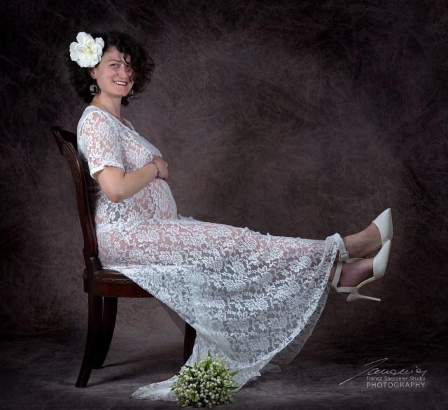 Anastasia in bianco