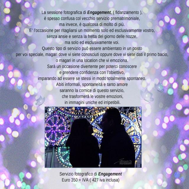 L'Engagement (fidanzamento), un'occasione per provare le vostre emozioni. Per conoscerci. #engagement