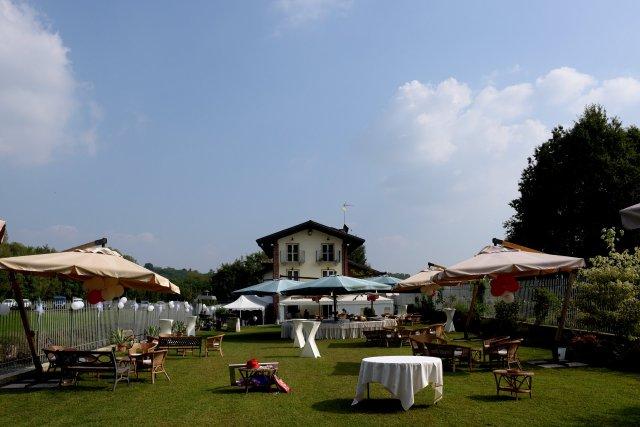 Mulino di Bairo (To) il prato