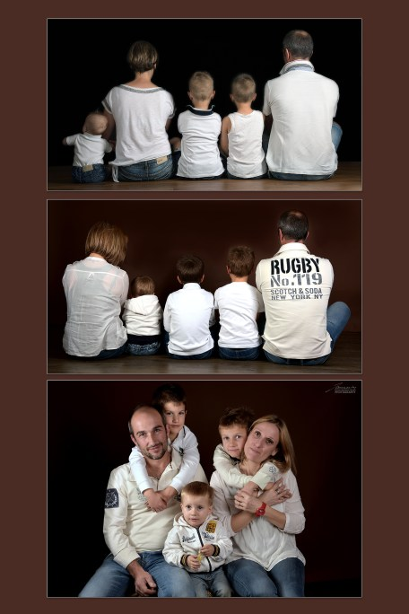 Una famiglia che cresce.