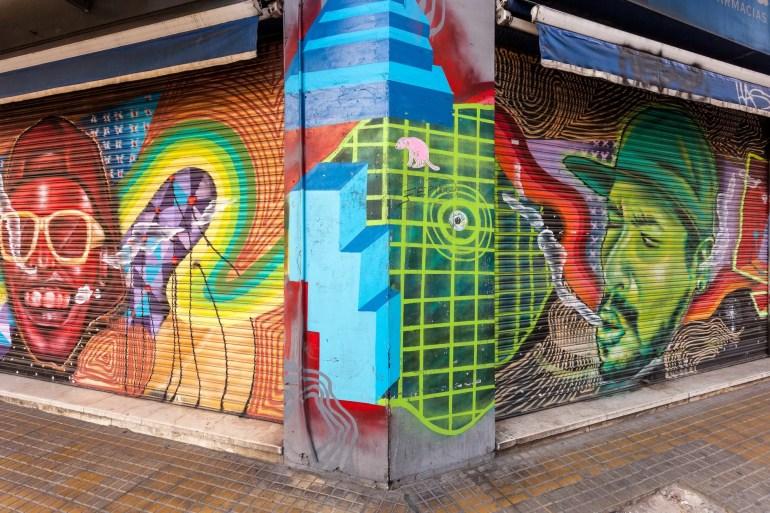 Negocios de San Telmo / Foto: Juan Pablo Librera